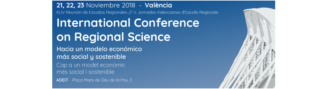 International Conference on Regional Science
